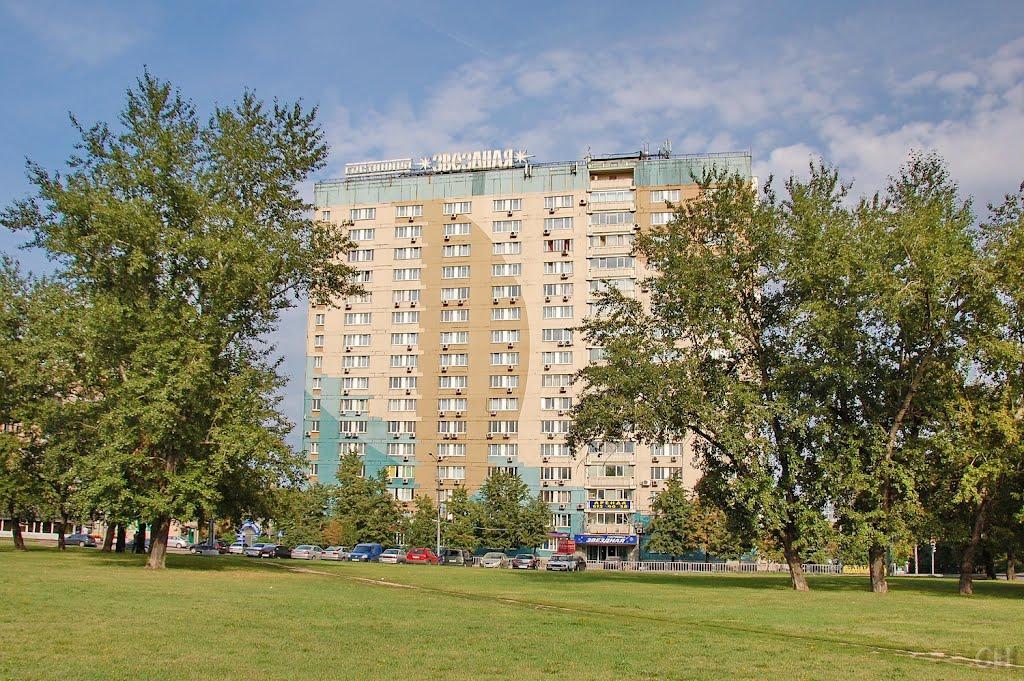 Гостиница Звёздная