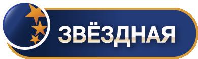 Логотип гостиницы Звёздная